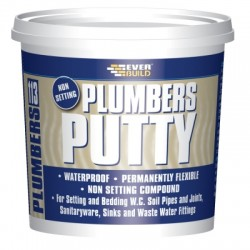 Everbuild 113 Plumbers Putty Non Setting PLUMB7