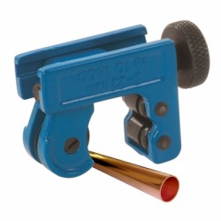 Silverline Tube Copper Aluminium Pipe Cutter 3mm to 22mm MS125