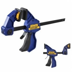 Irwin 300mm Quick Grip One Handed Trigger Clamp T512QCEL7