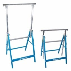 Adjustable Work Trestle Heavy Duty Staging Platform 226168