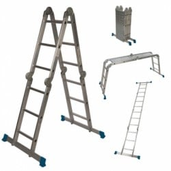 Combination Ladder Steps Working Platform 953474