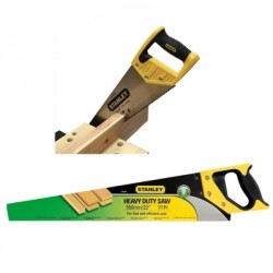 Stanley Sharpcut Hand saw 550mm 7tpi 1-20-091