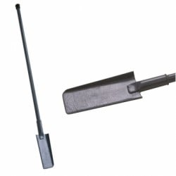 Fence Post Long Handled Hole Digging Spade Shovel 840801