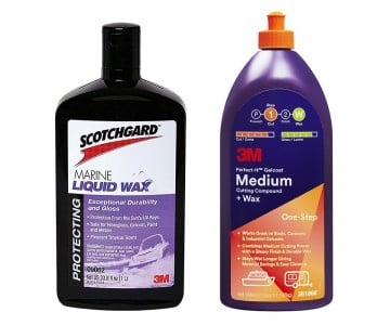 Marine & Automotive Cleaner & Polish