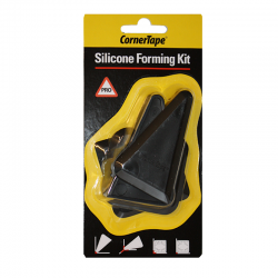 CornerTape Silicone Sealant Finishing Smoothing Tool Set