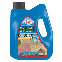 Doff Concentrate Path Patio & Decking Cleaner 2.5L FNAB50DOF05
