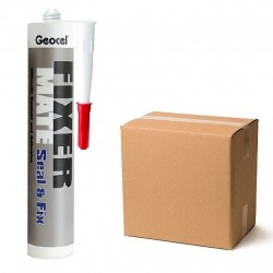 Geocel Fixer Mate Seal & Fix White Box of 12