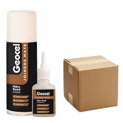 Geocel Joiners Mate Mitre Bond Kit - Box of 6