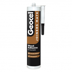 Geocel Joiners Mate 5 min Clear Polyurethane Wood Adhesive 310ml