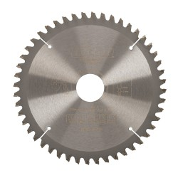 Triton 165mm 48T Circular Saw Blade 30mm 20mm Ring 988240