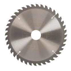 Triton 190mm 40T Circular Saw Blade 30mm 25mm 20mm Rings 930775