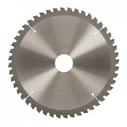 Triton 190mm 48T Circular Saw Blade 30mm 25mm 20mm Rings 980629