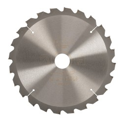 Triton 216mm 24T Circular Saw Blade 30mm 25mm 16mm Rings 808190
