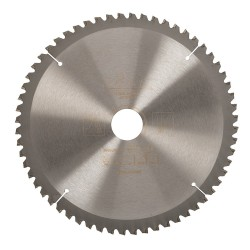 Triton 216mm 60T Circular Saw Blade 30mm 25mm 16mm Rings 604821