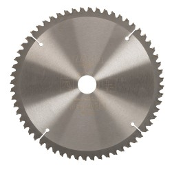 Triton 250mm 60T Circular Saw Blade 30mm inc 25 20 16 Rings 979631