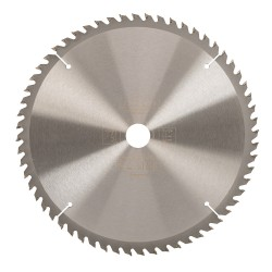 Triton 300mm 60T Circular Saw Blade 30mm 25mm 20mm Rings 577184