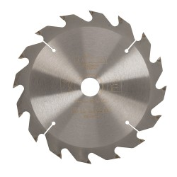 Triton 165mm 16T Cordless Circular Saw Blade 20mm 751846