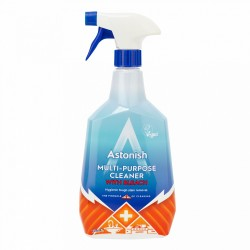 Astonish Multi Purpose Cleaner With Bleach Spray 750ml H7228
